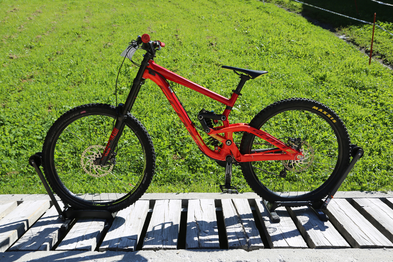 Scott Gambler 7.0 Sale Bike